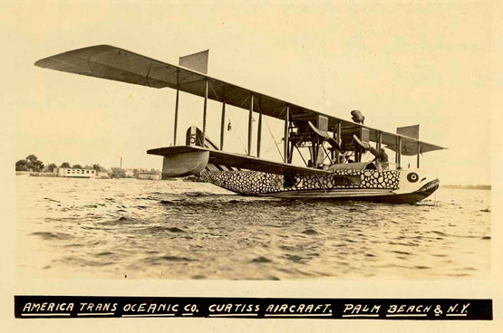 The Big Fish seaplane