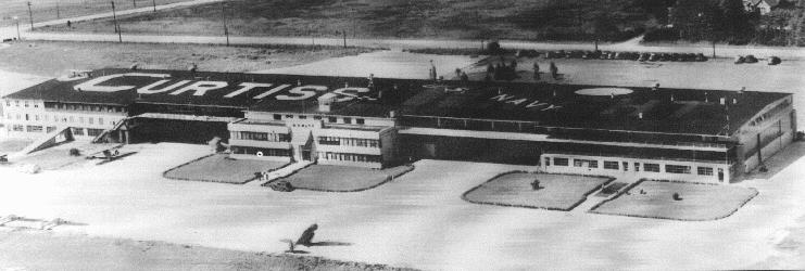 Curtiss Airport - Chicago