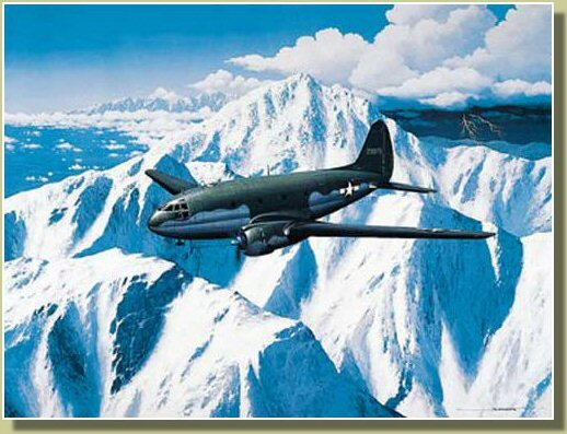 Curtiss-Wright C46