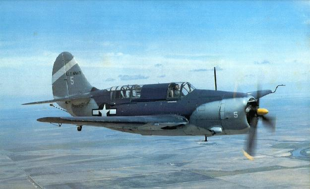 Curtiss SB-2C Helldiver