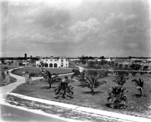 Glenn Curtiss home in Deer Park, Hialeah, FL